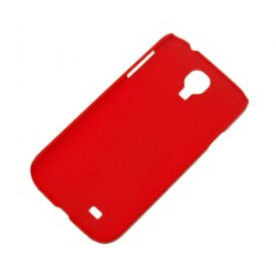 Чехол HARD CASE для Samsung i9500 Galaxy S4 /красный/