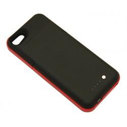 Чехол с аккумулятором для iPhone 5 Mophie /2000mAh/красный/