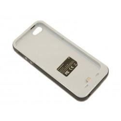 Чехол с аккумулятором для iPhone 5 Mophie /2000mAh/белый/