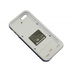 Чехол с аккумулятором для iPhone 5 Mophie Air /1600mAh/белый/