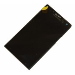 Экран Sony Ericsson X12 Xperia Arc S (с тачскрином)