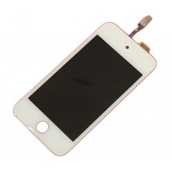 Экран с тачскрином Apple iPod 4G /белый/