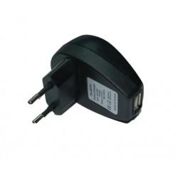 Зарядное устройство от сети на 1xUSB порт /5V 1А/