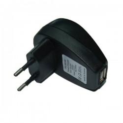 Зарядное устройство от сети на 1xUSB порт /5V 0,5А/