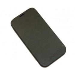 Чехол-книга с аккумулятором для Samsung N7100 Note2 /3000mAh/черный/