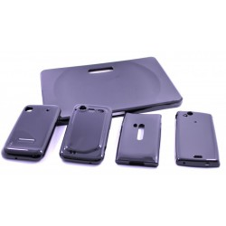 "Чехол силиконовый ""BLACK PEARL"" для планшета Acer Iconia Tab A500"