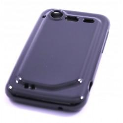 "Чехол силиконовый ""BLACK PEARL"" для смартфона HTC Incredible S"