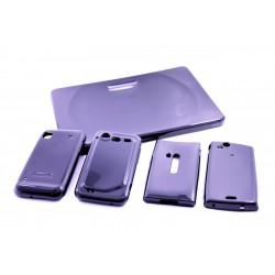 """Чехол силиконовый """"BLACK PEARL"""" для смартфона Samsung i9000 Galaxy S"""