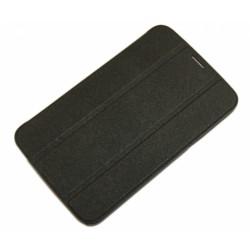 """Чехол для Samsung Galaxy Tab3 T2100 """"SmartBook"""" /черный/"""