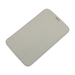 "Чехол для Samsung Galaxy Tab3 T2100 ""SmartBook"" /серый/"