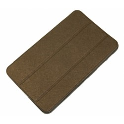 "Чехол PALMEXX для Samsung Galaxy Tab4 8.0 T331 ""SMARTBOOK"" /коричневый/"