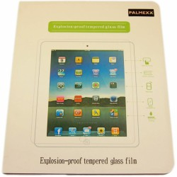 Защитное стекло противоударное PALMEXX для экрана Apple iPad Air