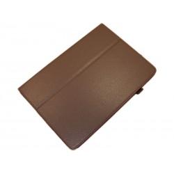 "Чехол для Samsung Galaxy Note P9050 ""SmartSlim"" /коричневый/"