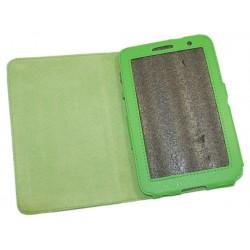 "Чехол для Samsung Galaxy Tab2 P3100 ""SmartSlim"" /зеленый/"