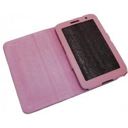 "Чехол для Samsung Galaxy Tab2 P3100 ""SmartSlim"" /розовый/"