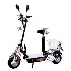 Электрический скутер T-Walker для взрослых до 120 кг 40 км/ч